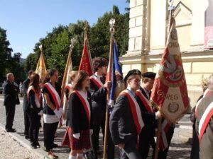 Uczestniczymy w Wojewódzkich Obchodach Rocznicy Napaści na Polskę – 1 września