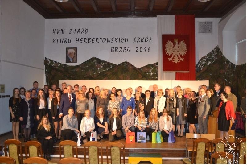 Zjazd Herbertowskich Szkół 2016