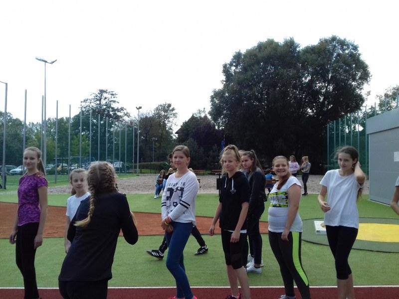 Sportowa inauguracja 1