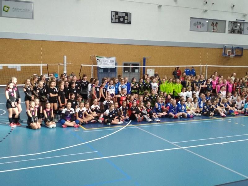 Turniej Mini Siatkówki Trójek