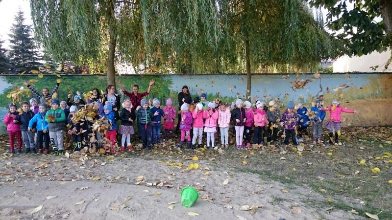 Dzień Drzewa z Przedszkolakami