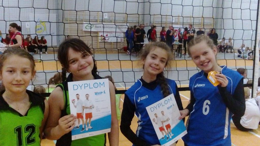 Turniej minisiatkówki