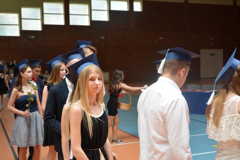 Zakończenie gimnazjum