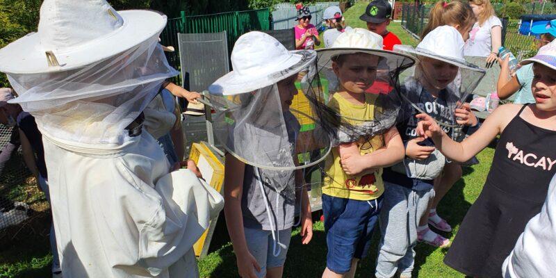 U pszczelarza